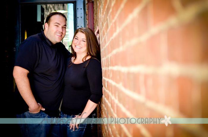 Engagment Portraits in Northern Az